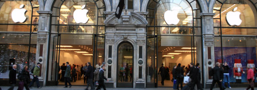 apple store a londra