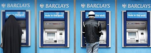 banche a londra barclays