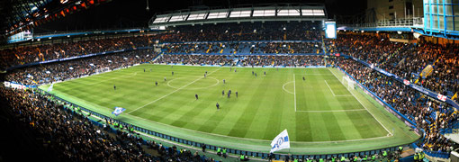 stamford bridge stadium londra