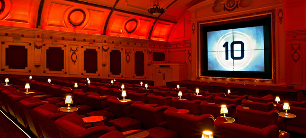 cinema a londra